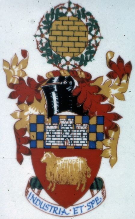 Arms of Skipton Building Society