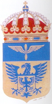 Coat of arms (crest) of the Flying School, Swedish Air Force