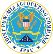 Coat of arms (crest) of the Joint Prisoner of War and Missing in Action Accounting Command (JPAC), USA