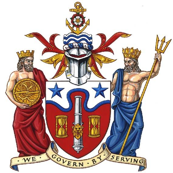 Arms (crest) of Greenwich