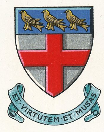 Arms of Mill Hill School