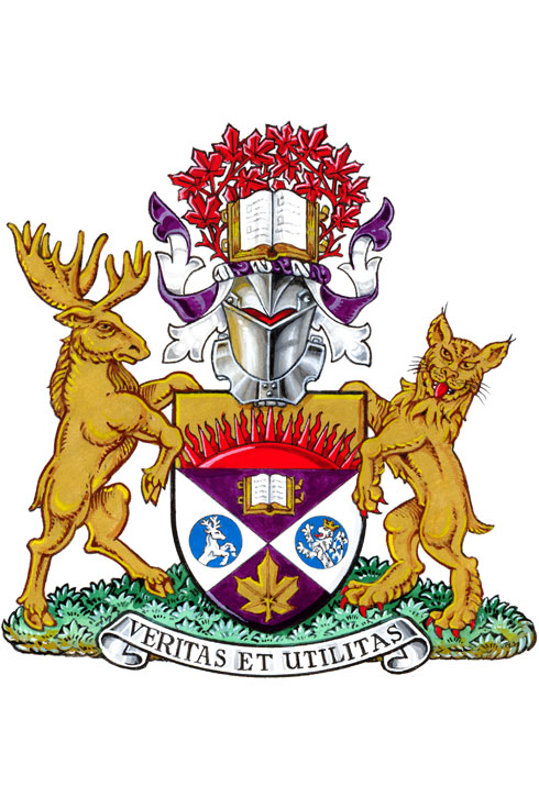 Arms of University of Western Ontario