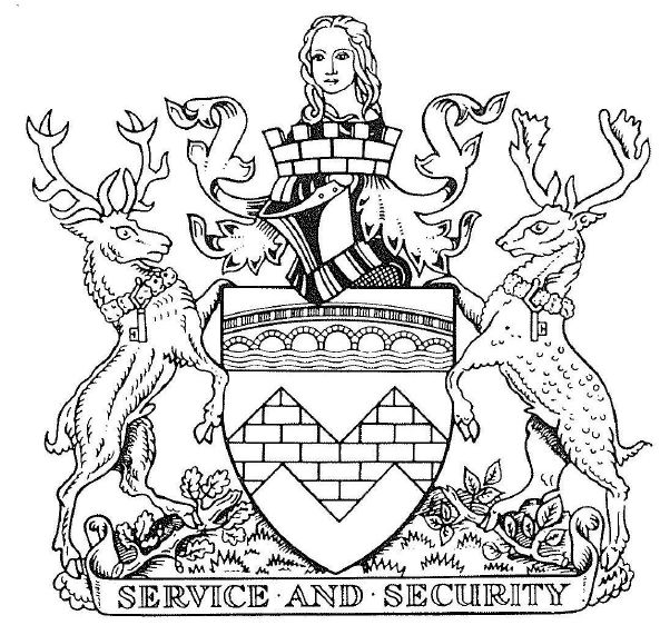 Arms of South of England Building Society