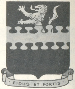 Coat of arms (crest) of the 335th Bombardment Group, USAAF