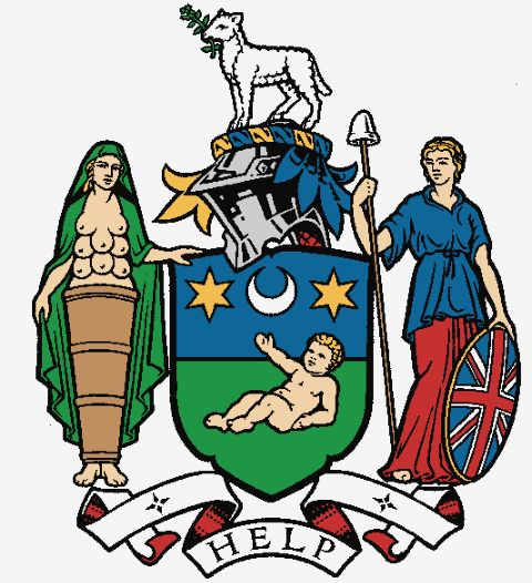 Arms of Foundling Hospital