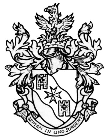 Arms of Newtownabbey