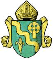 Arms (crest) of Diocese of the Missouri Valley, ACA