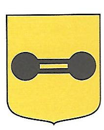 Coat of arms (crest) of the 122nd Company, 12th Motorized Rifle Battalion, Swedish Army