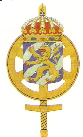 Coat of arms (crest) of the Southern Maintenance Regiment, Sweden