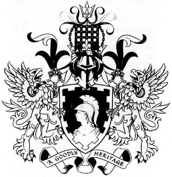 Arms of National Memorial Fund