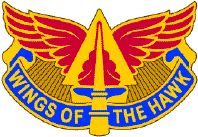 Arms of 244th Aviation Brigade, US Army