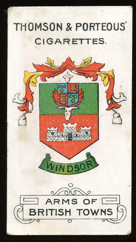 Arms of New Windsor