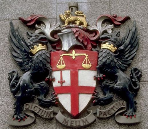 Arms of London Stock Exchange