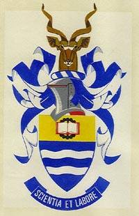 Arms of University of the Witwatersrand