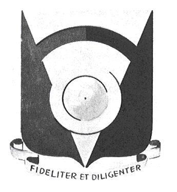 Coat of arms (crest) of the 1st Photographic Group, USAAF