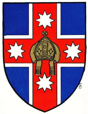 Arms (crest) of Anglican Church of Australia