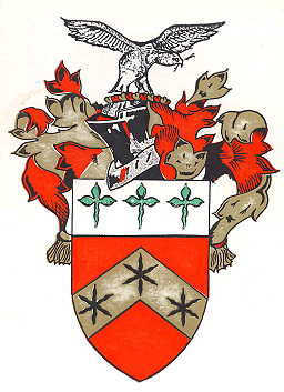 Arms (crest) of Sleaford