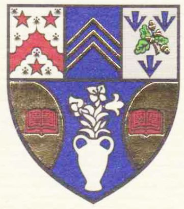 Arms (crest) of Abertay University