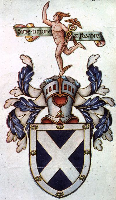 Arms of Scotsman Publications Ltd