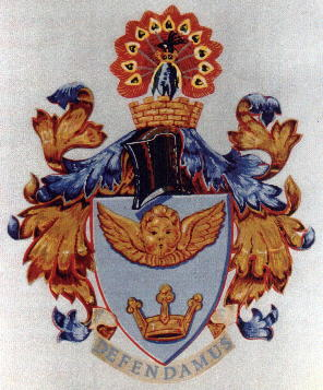Arms (crest) of Taunton