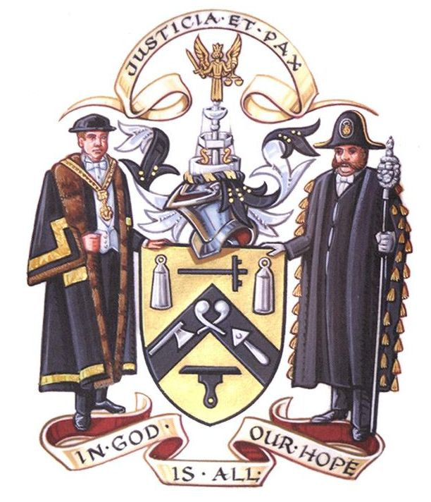 Arms of Worshipful Company of Plumbers