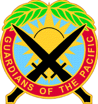 Arms of Special Operations Command Pacific, US Army