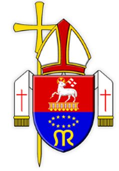 Arms (crest) of Diocese of Armidale (Roman Catholic)