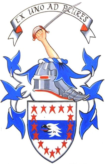 Arms of Clan Macrae Society of North America