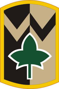 Arms of 4th Sustainment Brigade, US Army