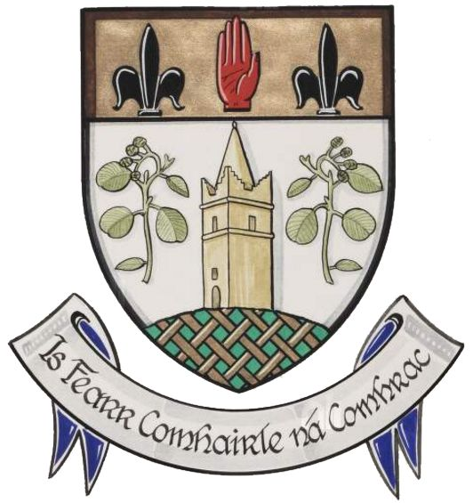 Arms (crest) of Carrickmacross