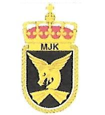 Coat of arms (crest) of the Naval Jaeger Command, Norwegian Navy