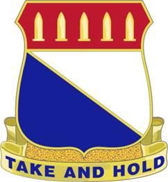 Arms of 195th Infantry Regiment, New Hampshire Army National Guard