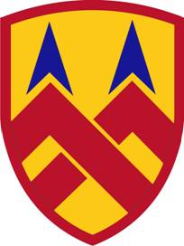 Arms of 377th Sustainment Command, US Army