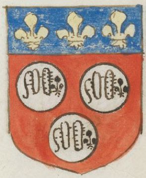 Arms of Chartres
