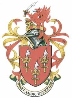 Arms of Essex Society for Archaeology and History