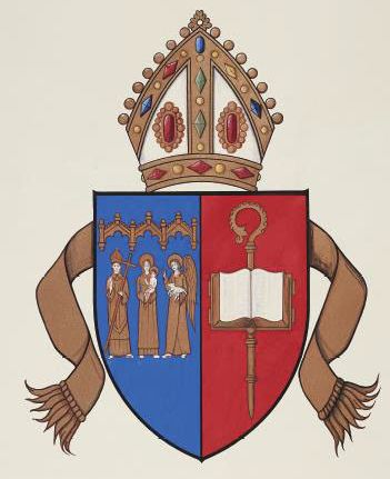 Arms (crest) of Diocese of Tuam, Killala and Achonry