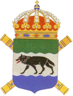 Coat of arms (crest) of the 2nd Division, Swedish Army