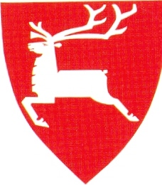 Coat of arms (crest) of the Troms Land Defence (TLF), Norwegian Army