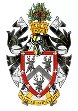 Coat of arms (crest) of Collingwood College (Durham University)