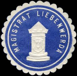 Seal of Bad Liebenwerda