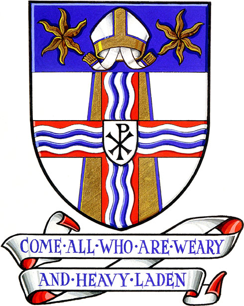 Arms (crest) of Christ Church Cathedral, Ottawa