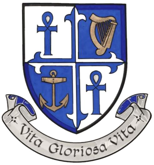 Arms of National Maternity Hospital of Ireland