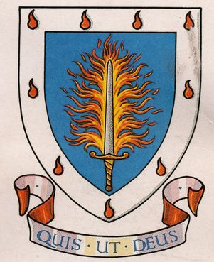 Coat of arms (crest) of St. Michael's College