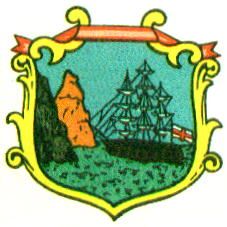 Arms of Saint Helena