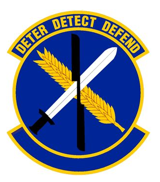 Coat of arms (crest) of the 40th Helicopter Squadron, US Air Force