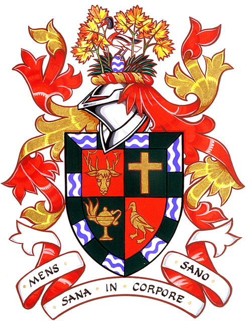 Coat of arms (crest) of Lakefield College School