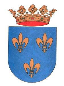 Coat of arms (crest) of the Infantry Regiment Infante No 5 (old),Spanish Army