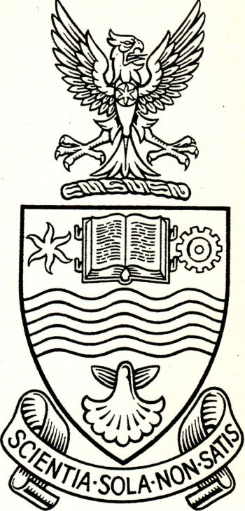 Coat of arms (crest) of Mander College