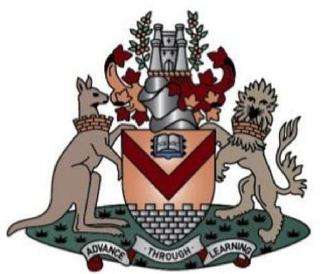 Arms of Australian Institute of Building