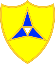 Arms of III Corps, US Army